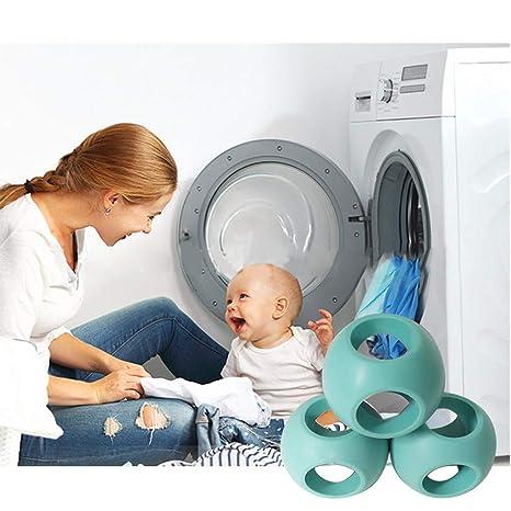 Crylee Bola de Lavado magnética para Lavadora y/o lavaplatos ...
