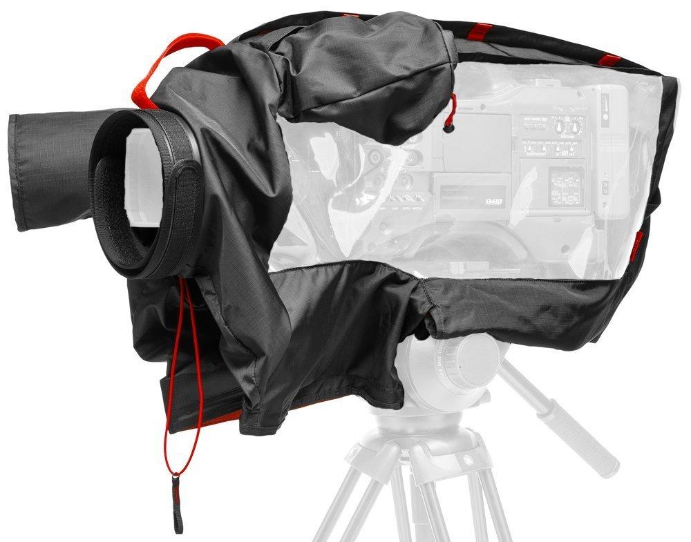 Manfrotto MB PL-RC-1 Video Raincover (Black) [並行輸入品] B01JJH8XJY