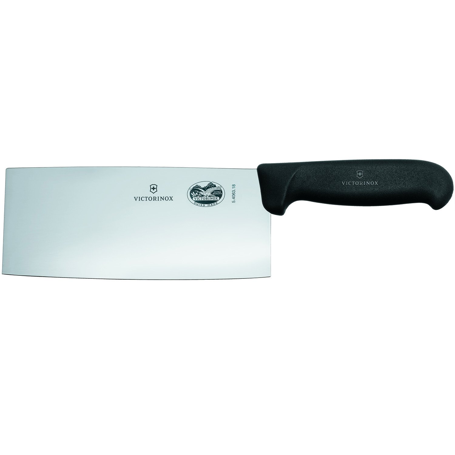Victorinox 7'' Chinese Classic Chefs Knife Stainless Steel Cleaver Butcher Knife Fibrox Handle Swiss Made