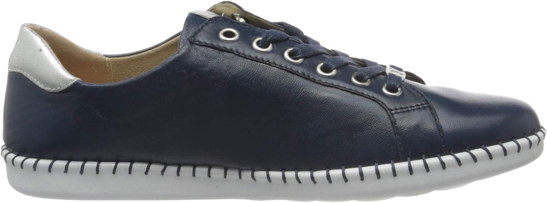 CAPRICE Inna, Zapatillas para Mujer Azul Ocean Softnap 814