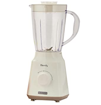 Ariete 564 BATIDORA DE Vaso BLENDY, 300 W, Acero Inoxidable: Amazon.es: Hogar