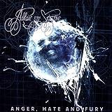 Anger Hate & Fury by Ablaze My Sorrow (2003-09-01)