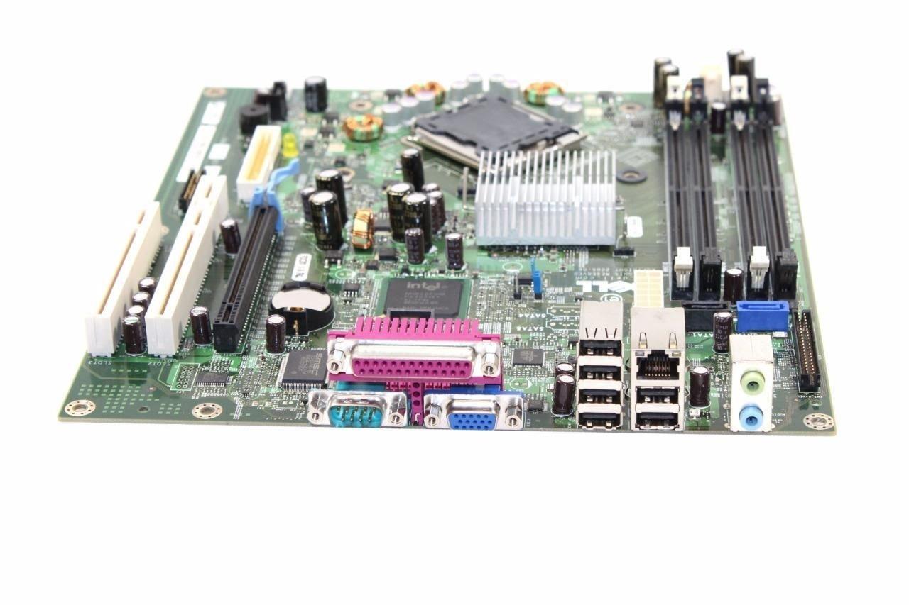 Amazon.com: Dell Optiplex 745 DT Desktop motherboard Intel Chipset, Part  Numbers: HP962, KW628, PT395, RF705, MM599, WW034,YJ137, NW444, NX183:  Computers & ...
