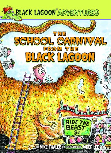 Carnival Adventure Set (The School Carnival from the Black Lagoon (Black Lagoon Adventures Set 2))