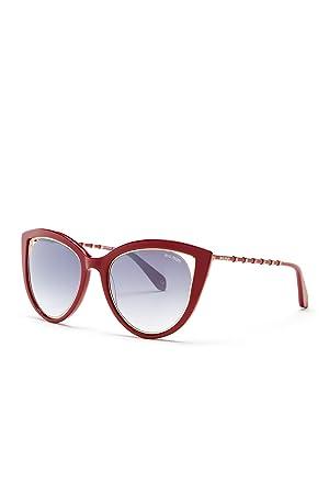 vente chaude en ligne 6387e 26f03 Balmain Lunettes de Soleil Cat Eye pour Femme: Amazon.fr ...