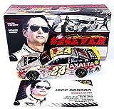 3X AUTOGRAPHED 2015 Jeff Gordon / Rick Hendrick / Alan Gustafson #24 Axalta HOMESTEAD RACE Retirement Final Car Raced Version Signed Lionel 1/24 NASCAR Diecast with COA (#3434 of only 4,410 produced!)