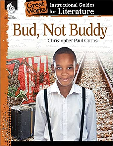 amazon com bud not buddy an instructional guide for literature