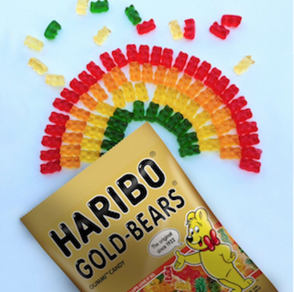 Haribo Gold-Bears, 2-Ounce Packages (Pack of 24) by Haribo (Image #5)