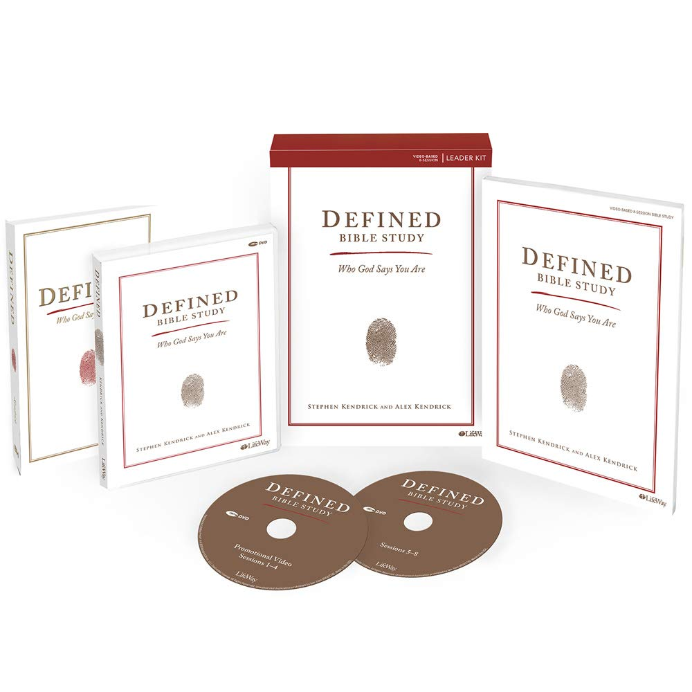 Defined - Leader Kit: How God Has Identified You by Lifeway Church Resources