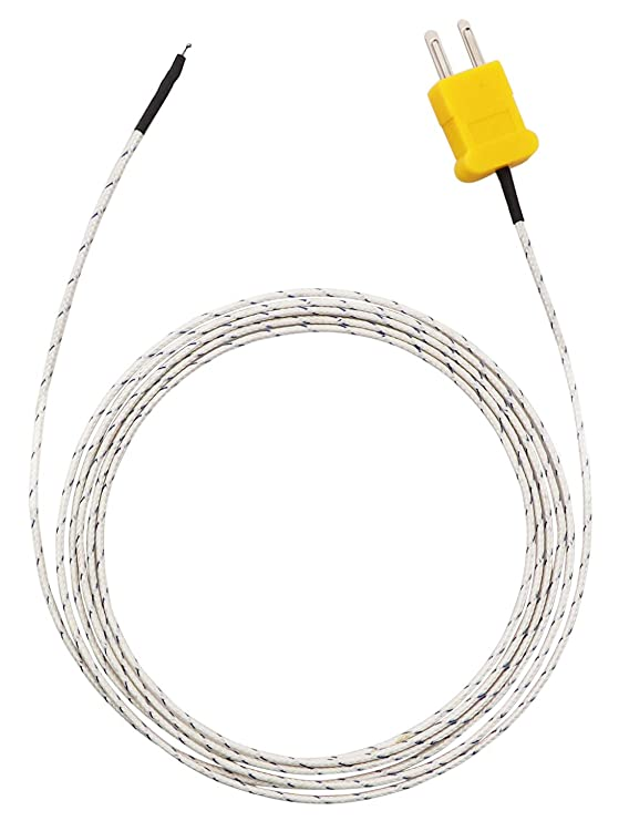 Thermocouple Wiring Color