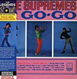 Supremes A Go Go - Cardboard Sleeve - High-Definition CD Deluxe Vinyl Replica