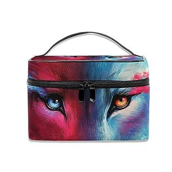 Amazon.com: Neceser multifunción, bolsa de cosméticos de ...