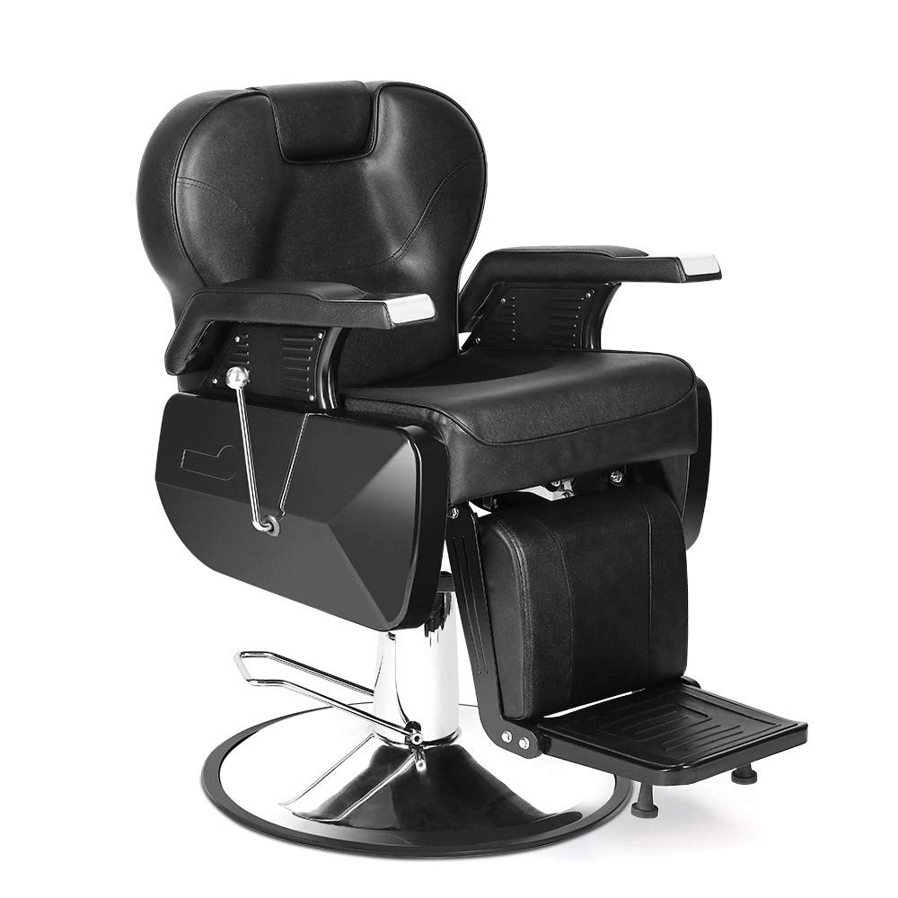 Ohana All Purpose Reclining Barber Chair Salon Spa review