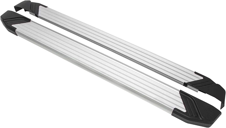 Basic Marche-Pieds en aluminium pour CR-V 2007-2012