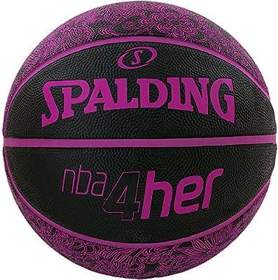 Spalding Ball NBA 83-097Z - Pelota de Baloncesto (Talla 6, Talla 6 ...