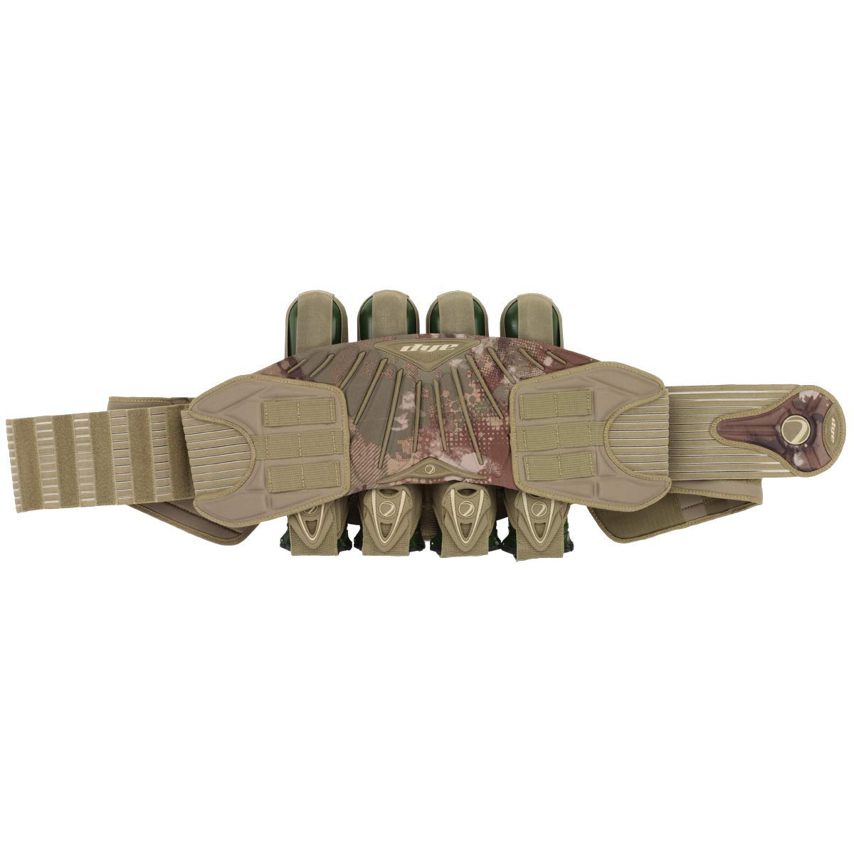 Dye Precision Attack Pack Pro Paintball Harness (DyeCam) by Dye