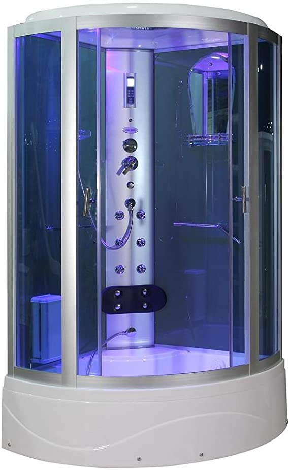 Puerta corredera ducha de vapor unidad de almacenaje Tamaño: 86.2