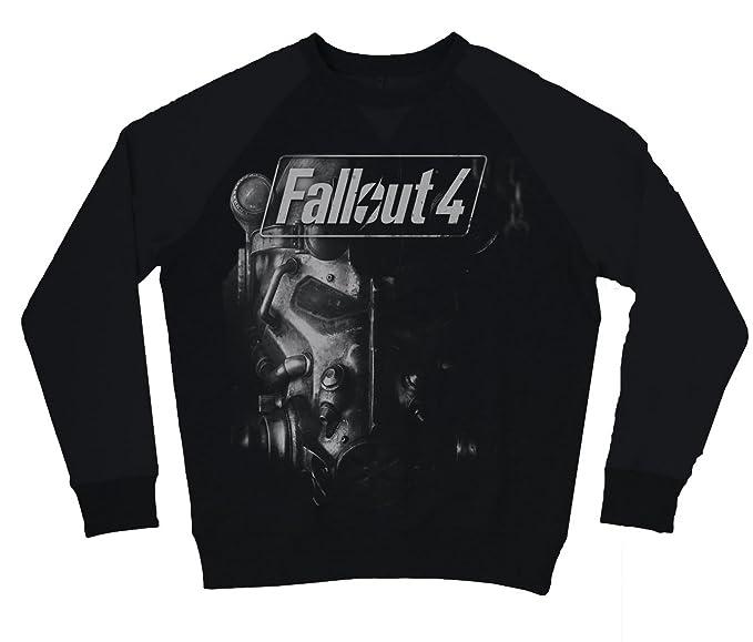 research.unir.net Fallout 4 Sweatshirt Black Sweater Black Men's ...