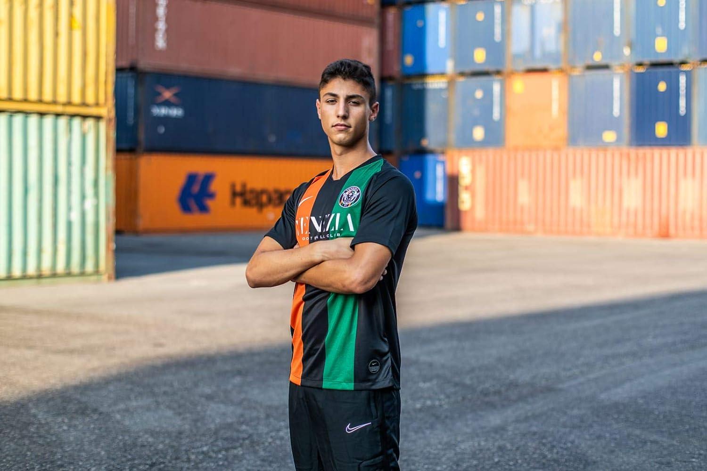 VENEZIA FC Ven04 Maglia Gara Home Man 2019//2020 Uomo