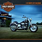 "Trends International 2017 Wall Calendar, September 2016 - December 2017, 11.5"" x 11.5"", Harley-Davidson"