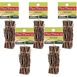 (5 Pack) Ware Manufacturing Tea Time Natural Mini Munch Chews