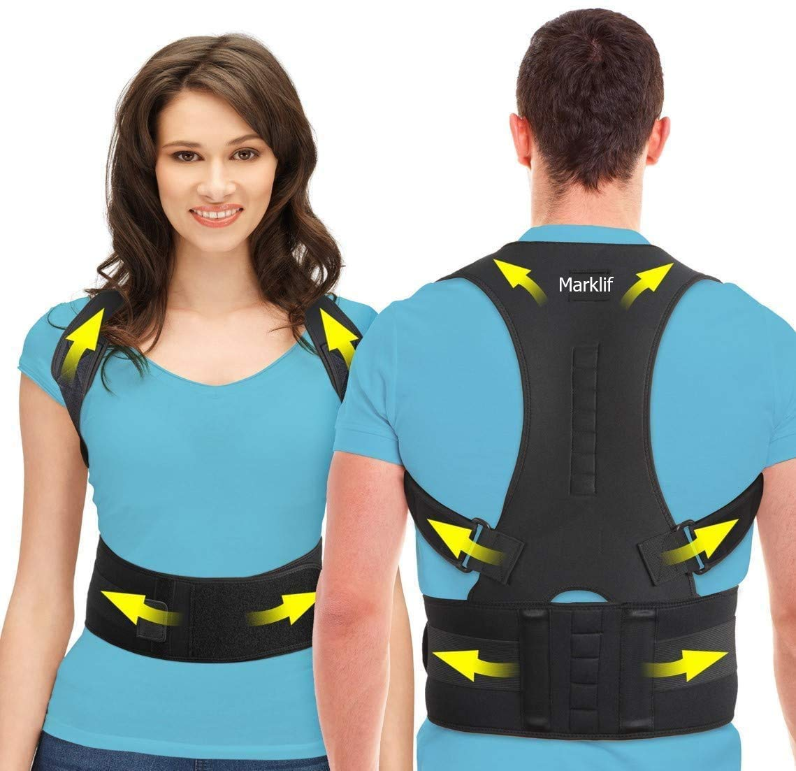 Marklif Posture Corrector Shoulder Support Belt