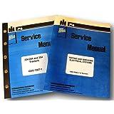 lot international 234 244 254 tractor service manual repair shop ih  technical
