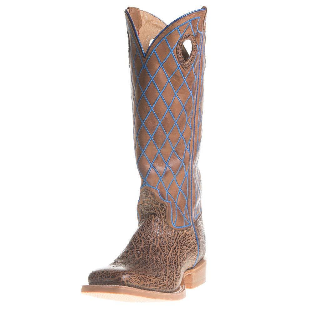 Twisted X Mens Buckaroo 16in Buckskin Boots 10 by Twisted X