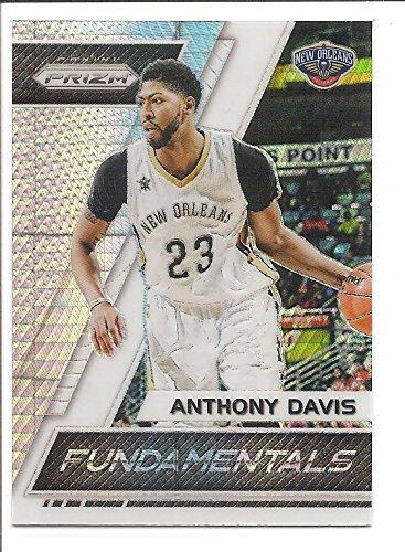 Anthony Davis New Orleans Pelicans 2017 18 Panini Prizm