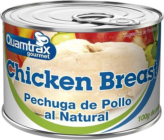 Chicken Breast (Pechuga de pollo) 100 g: Amazon.es: Salud y ...