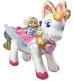 Tut Tut Amigos - Violeta y el gran Unicornio, muñeco (Vtech 3480-177422)