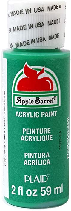 The Best Apple Barrel Paint Green Clover