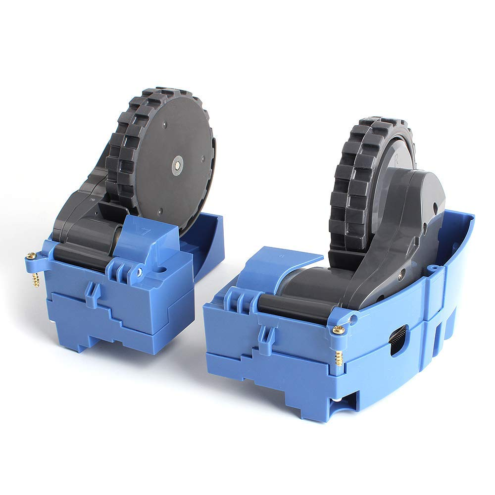 Drive Wheel Module for iRobot Roomba 500/600 / 700/800 / 900 Series 1 Pair of Left/Right by aikeec