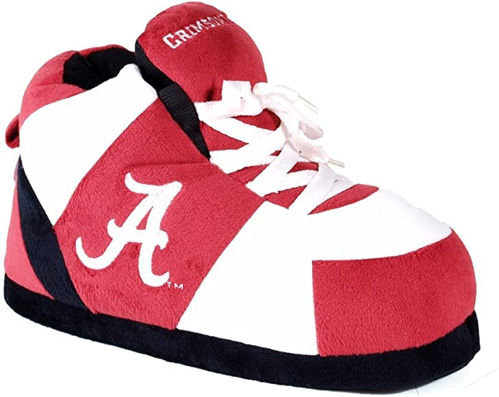 Small Mens and Womens NCAA Slippers