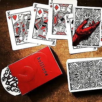 Cartas de juego Madison Hellions: Amazon.es: Juguetes y juegos