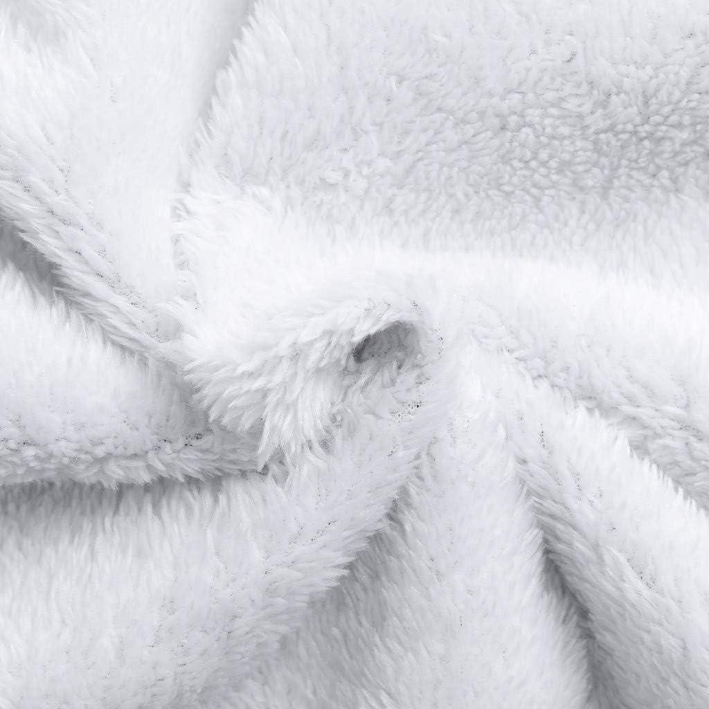 Bluestercool Autunno e Inverno Giacca da Pioggia da Donna Outdoor Plus Size Impermeabile con Cappuccio Impermeabile Giacca da Softshell per Esterno Leggera Antivento A--bianca