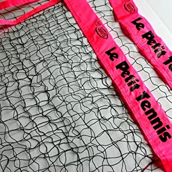 Pink Replacement Net for 10-Foot Portable Tennis Net Le Petit Tennis Spare