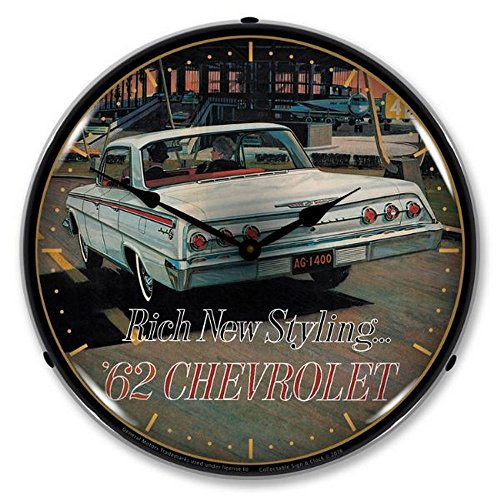 collectable-sign-and-clock-gm1610672-14-1962-chevrolet-impala-lighted-clock