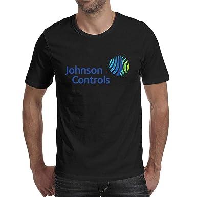 Amazon com: Johnson Controls Business Logo Teenager Round