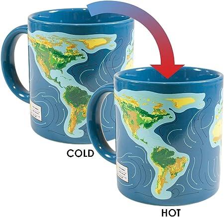 Thumbs Up Global Warming Mug