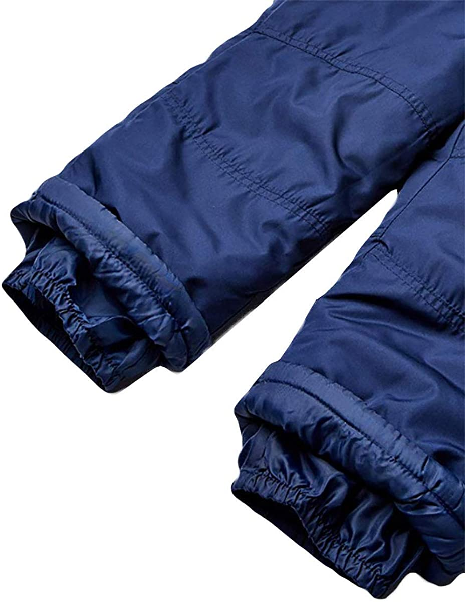 Carters Snow Pants Toddler 2T-4T and Boys 4-7 Snow Bib Ski Pants Mittens Or Gloves