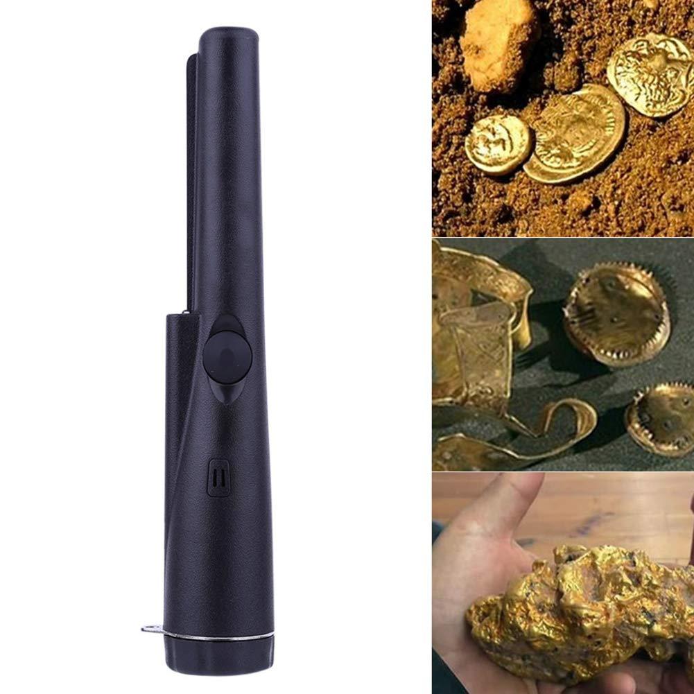 szdc88 Detector De Metales,Pinpointer Exploraci/óN De 360 /° E Detectores De Punteros De Metal A Prueba De Agua Accesorios De Herramientas para Gold Coin Treasure Hunt Junior Adultos
