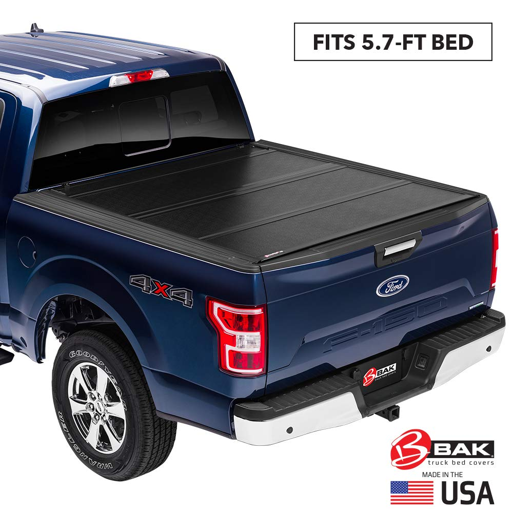 Bak Bakflip G2 Hard Folding Truck Bed Tonneau Cover 226227 Fits 2019 20 Dodge Ram 1500 5 7 Bed Glossy Finish Buy Online In United Arab Emirates At Desertcart