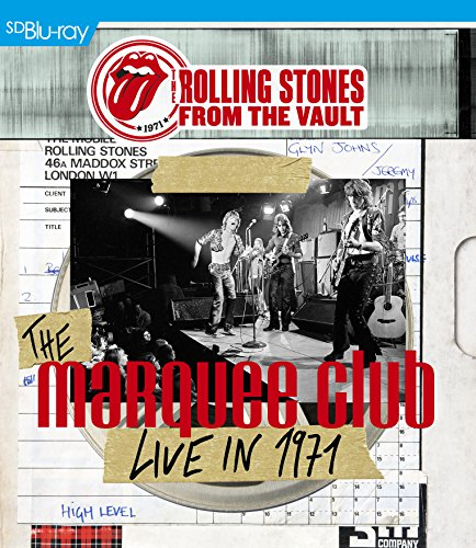 (From The Vault - The Marquee Club Live in 1971 [SBD/CD] [Blu-ray])