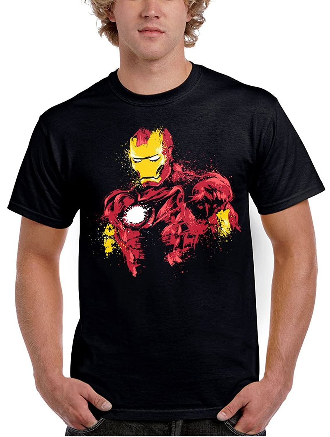 1070-Camiseta Iron Power (Dr.Monekers) iOWdy