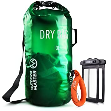 Amazon.com: OutdoorMaster Bolsa seca OPAK – Impermeable ...