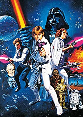 Buffalo Games - Star Wars - A New Hope - 300 Largepiece Jigsaw Puzzle