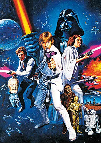 (Buffalo Games - Star Wars - A New Hope - 300 Largepiece Jigsaw)