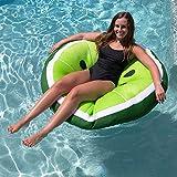 Big Joe Fruit Slice Pool Float, Lime