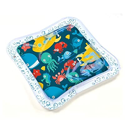 Libobo Inflatable Baby Water Mat Fun Activity Play Center for Children & Infants: Home & Kitchen [5Bkhe1402470]